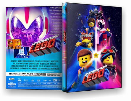 CAPA DVD – Uma Aventura Lego 2 – ISO