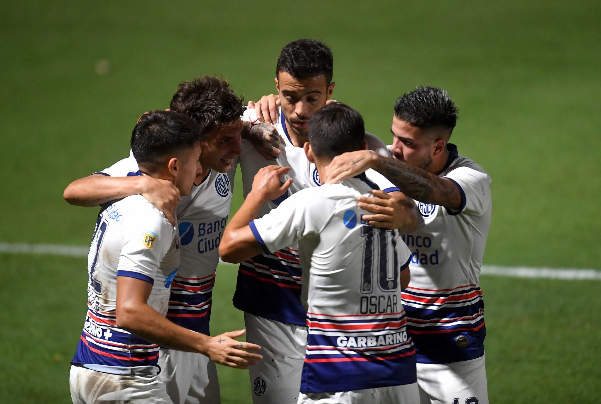 San Lorenzo le ganó a Platense y es escolta de Colón en la zona 1 de la Copa de la Liga