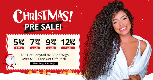Wiggins Hair-Christmas Must Buy Guide