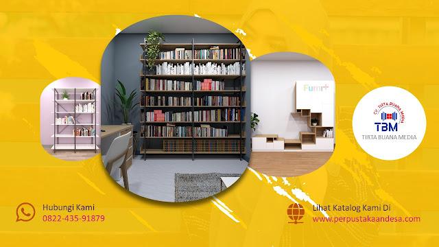 Cara Sederhana Agar Perpustakaan Desa Ramai Pengunjung