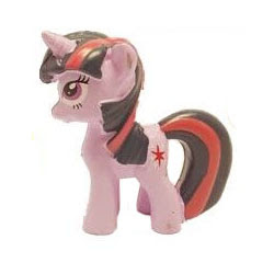 MLP Busy Book Figure Twilight Sparkle Figure by Phidal