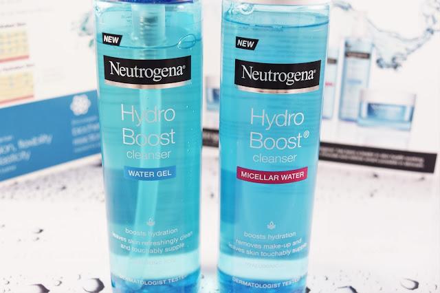 Neutrogena Hydro Boost Micellar Water