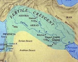 euphrates and tigris rivers meet michigan