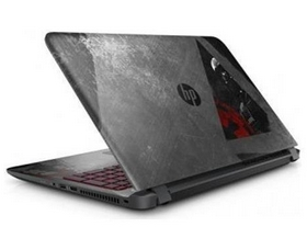 Newest HP Star Wars 15-inch Touch Gaming Laptop