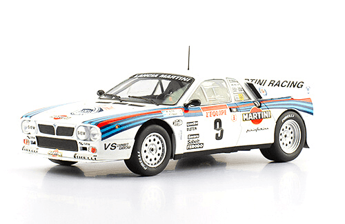 WRC collection 1:24 salvat españa, Lancia Rally 037 1:24