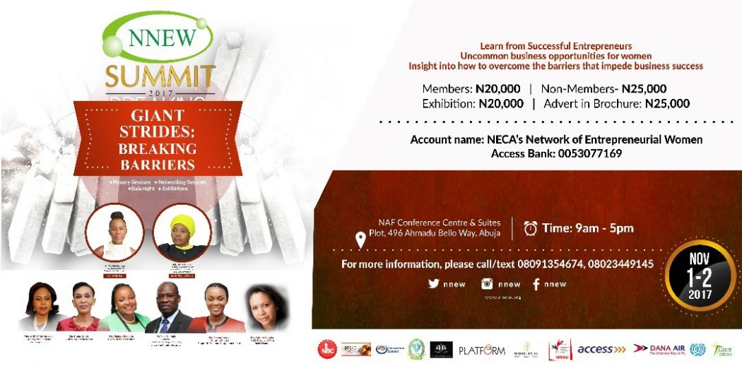 NNEW Nigerian Women Entrepreneurship