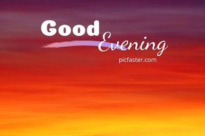 Latest Good Evening Photos, Images, Pics Download [2020]