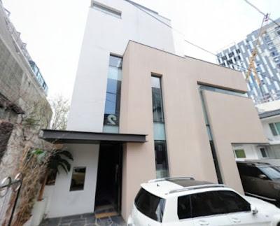 Gedung milik Yoona SNSD