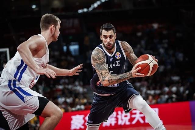 Εθνική Ελλάδας μπάσκετ: Πλήγμα και με Πρίντεζη – Εκτός Προολυμπιακού ο Έλληνας φόργουορντ