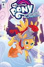 My Little Pony Legends of Magic #4 Comic Cover Subscription Variant