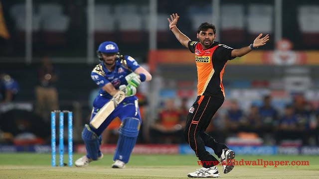 Bhuvneshwar Kumar IPL Wallpapers