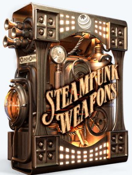 Sound Libraries – SoundMorph – Steampunk Weapons [WAV]