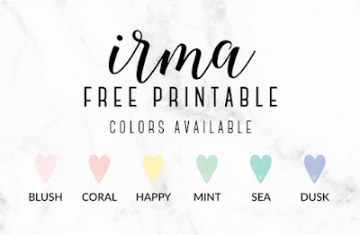 Start Here! The Big List of Free Printables - The guide to all my free printable planners and organizers in both the Classic and Irma styles. By Eliza Ellis.