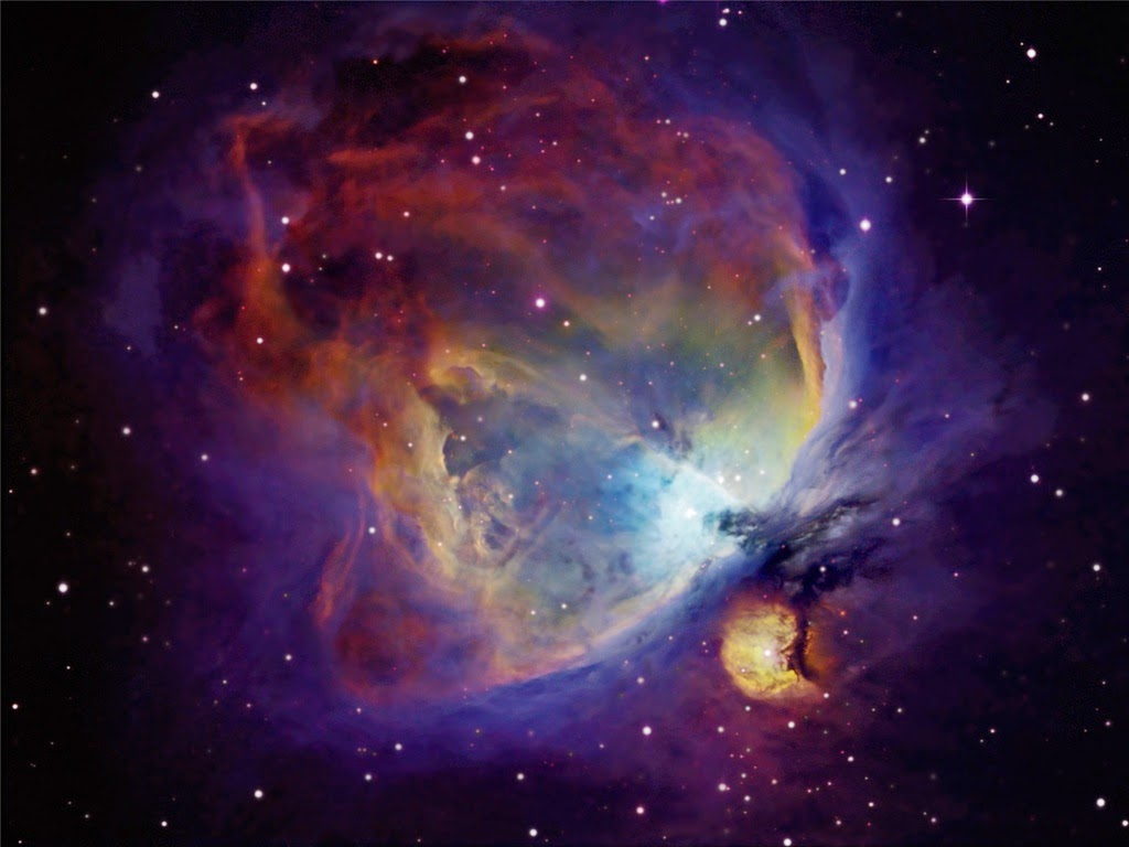 M42 Hubble Images of Wallpaper (page 2) - Pics about space