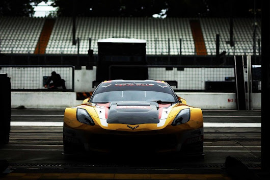 Larbre Competition topped GTE in Monza FP2