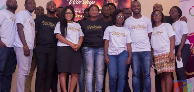 Women in Worship 2018 launched; Sinach to headline all-female gospel concert @ Perez Dome, Sept. 20