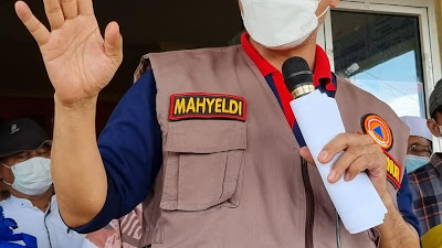 Berikut Penjelasan Gubernur Mahyeldi  Terkait Penanganan Covid-19 di Sumbar