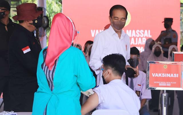 BIN Sebar Ratusan Ribu Vaksin di 10 Provinsi, untuk Putus Mata Rantai Penularan Covid-19