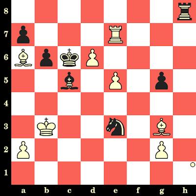 Les Blancs jouent et matent en 4 coups - Alexandra Kosteniuk vs Tina Mietzner, Dresde, 1999