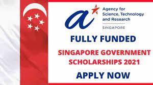 منح 300 SINGA للطلاب الدوليين من قبل الحكومة - ممولة بالكامل
