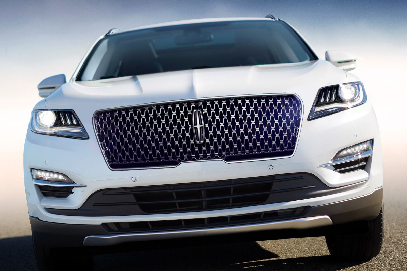 Here I Created A Rendering Using The 2016 Lincoln Mkc And Added Elements From Mkz Grill Inner Headlight Accents Made Taller