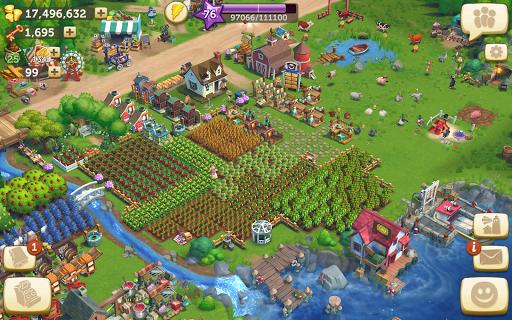 تحميل لعبة FarmVille 2 Country Escape مهكرة للاندرويد اخر اصدار