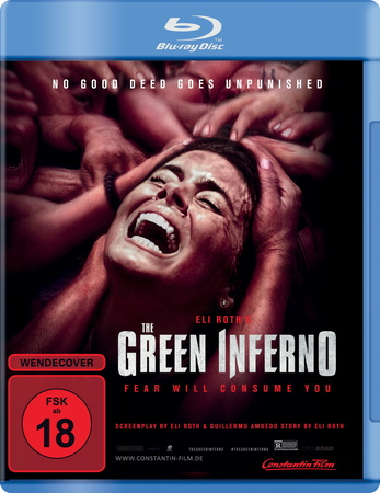 The Green Inferno 2015 English Bluray Download