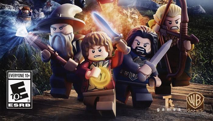LEGO El Hobbit [PS4] [PKG] [Google Drive]