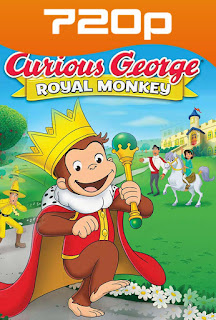 Curious George Royal Monkey (2019) HD [720p] Latino-Ingles