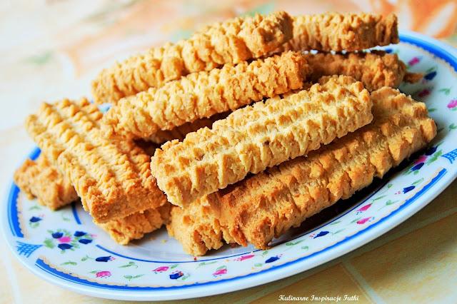 ciasteczka ze skwarek