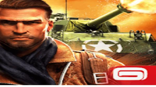 تحميل لعبة Brothers in Arms® 3 أخوة في السلاح الجزء الثالث للأيفون والأندرويد