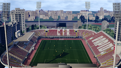 PES 2021 Stadium Giulesti