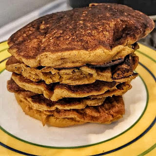 vegan pumpkin spice pancakes, vegan recipes, vegan pancakes, pumpkin pancakes, vegan cooking, vegan breakfast, recipe,recipes, how to, what is, jaime messina, lgbt, lesbian youtuber, lgbt beachbody,