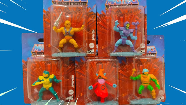 Skeletor micro collection