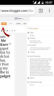 Blog-Website-Me-Published-Post-Ka-Permalink-Kaise-Change-Kare