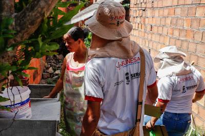 Secretaria de Saúde divulga nova situação epidemiológica da Dengue, Chikungunya e Sarampo