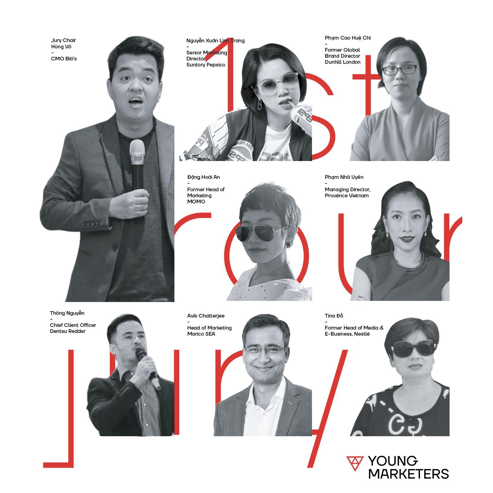 Young Marketers 9 – Quy Tụ Giải Thưởng Giá Trị Cùng Những Marketers Hàng Đầu