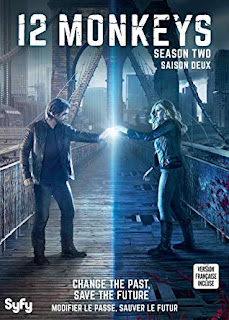 12 Monkeys Temporada 1 & 2 1080p Dual Latino/Ingles
