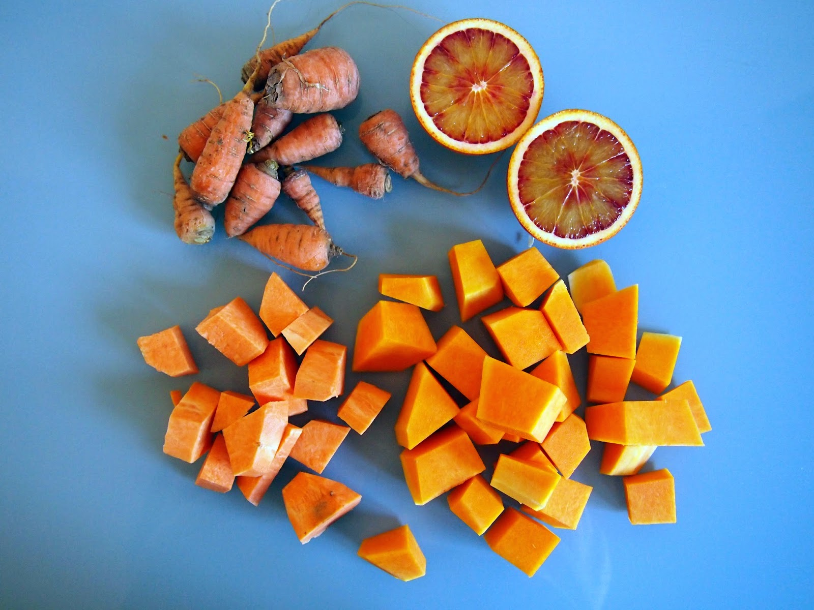 cosas naranjas