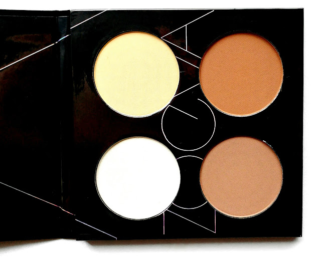 Zoeva Contour Spectrum Palette Swatched and Reviewed