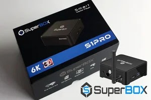 android tv box s1pro superbox