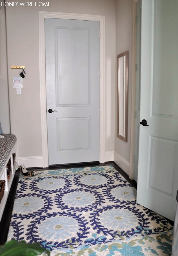 Honey We Re Home Mudroom Bench Seat Fabric