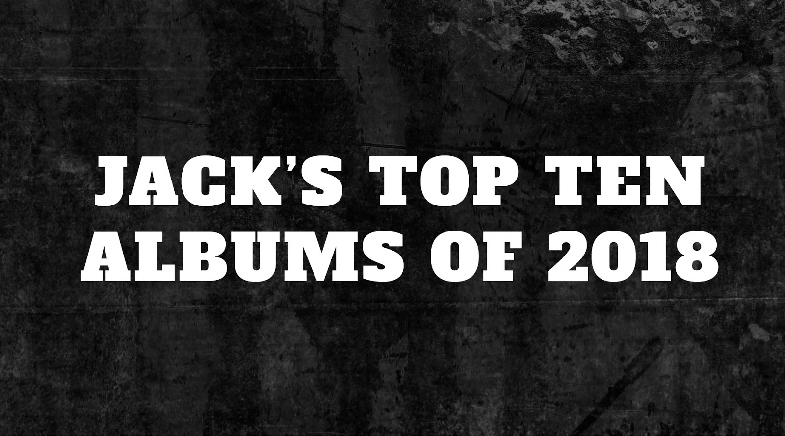 Colin's Punk Rock World: December 2018