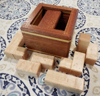 Half Lid Box by Hajime Katsumoto