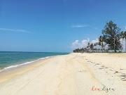Pantai di Setiu Terengganu