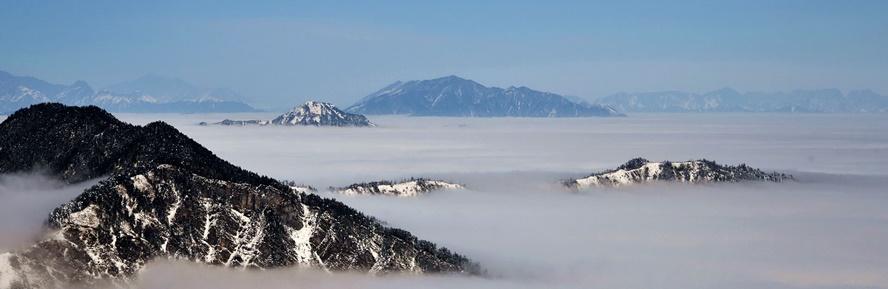 ภูเขาหิมะซีหลิง (Xiling Snow Mountain: 西岭雪山)