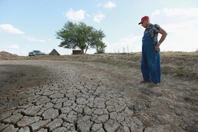 Sequía cambio climático