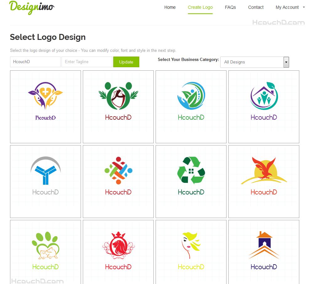 создать логотип с картинками начал заниматься бизнесом