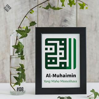 Al-Muhaimin artinya