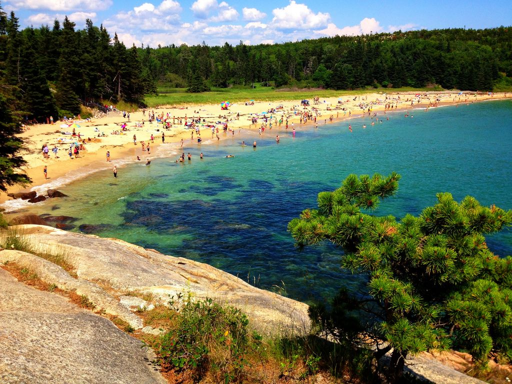 top 10 Places To Visit In Acadia National Park wallpapers